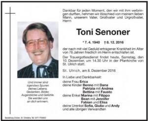 Senoner Toni
